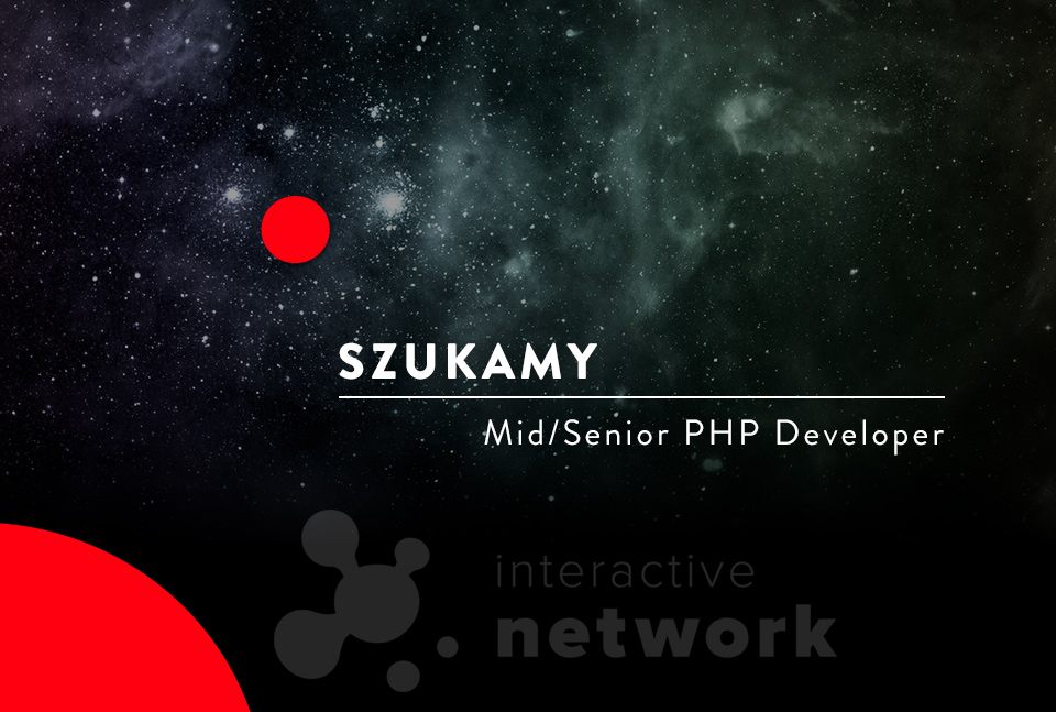 Oferta pracy Mid/Senior PHP Developer