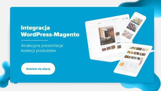 Integracja WordPress-Magento dla Cerradu