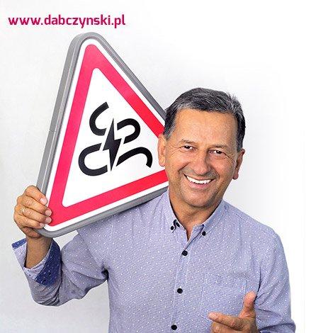 Dąbczyński - Zdzisław Dąbczyński, prezes WIMED