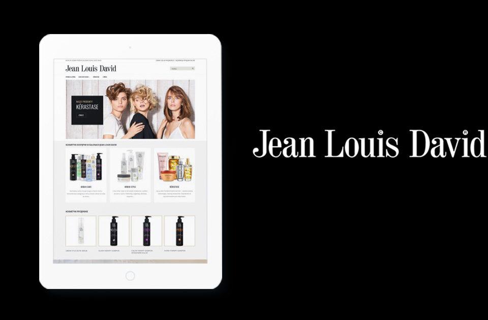 e-Katalog kosmetyków dla Jean Louis David