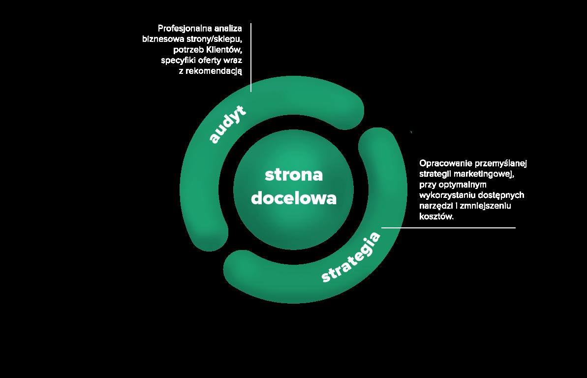 Audyt i strategia i-Ekosystemu schemat