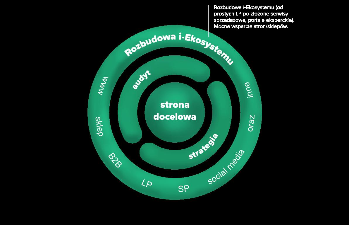 Rozbudowa i-Ekosystemu schemat